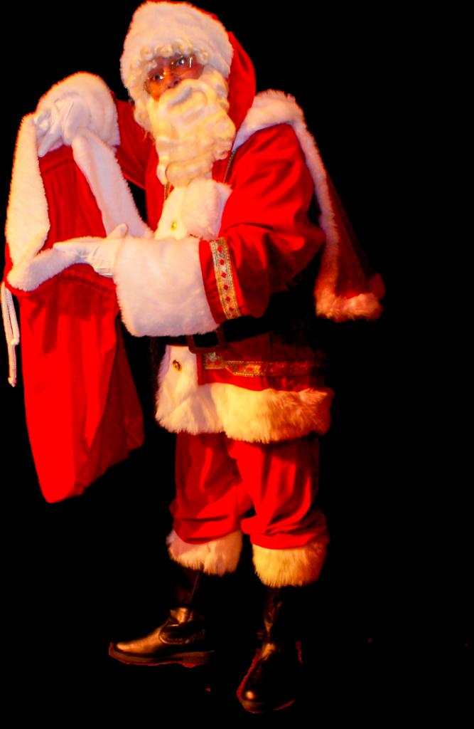 Video van de Kerstman
